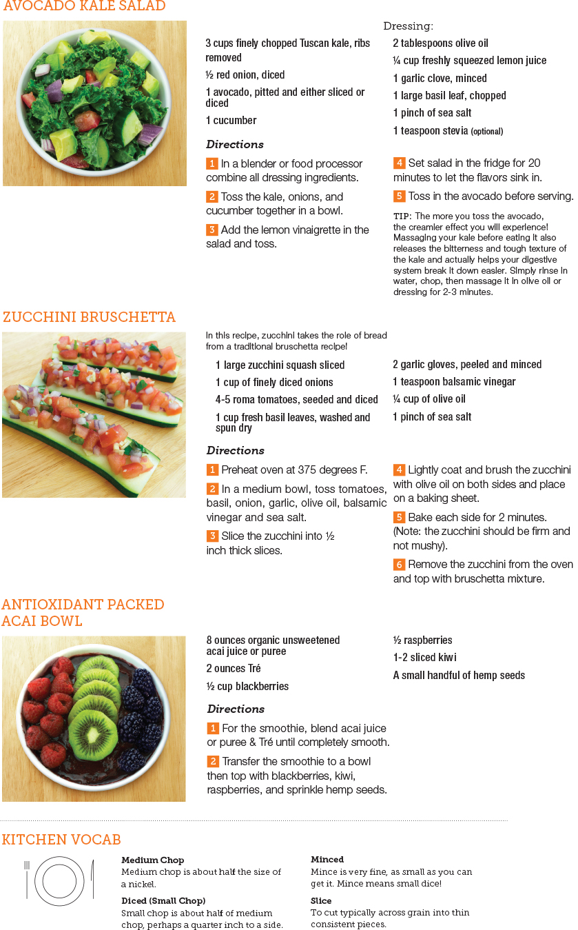 Neolife blog healthy body detox here are some delicious recipe ideas to use on day 3 of your neolife healthy body 3 day detox forumfinder Gallery