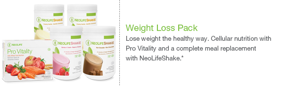 NeoLife Weight Loss Pack