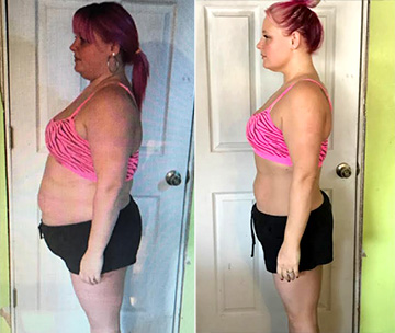 90 Day Weight Loss Challenge Winner Stephanie Larson Lost 50 Lbs Using Breakfast Pack